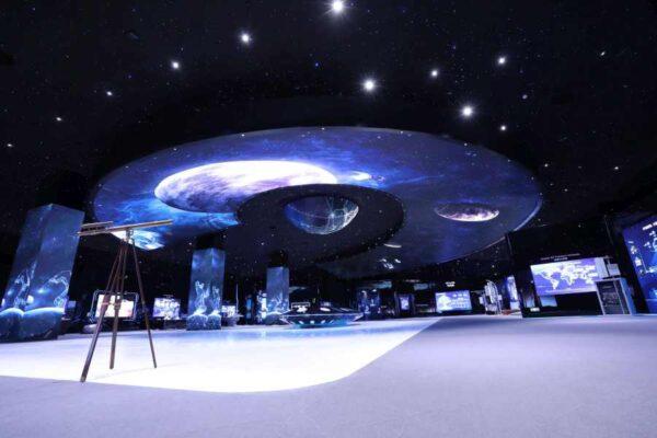 Galileo Exhibition Hall