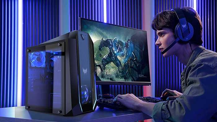Noi desktop-uri și accesorii de gaming Predator