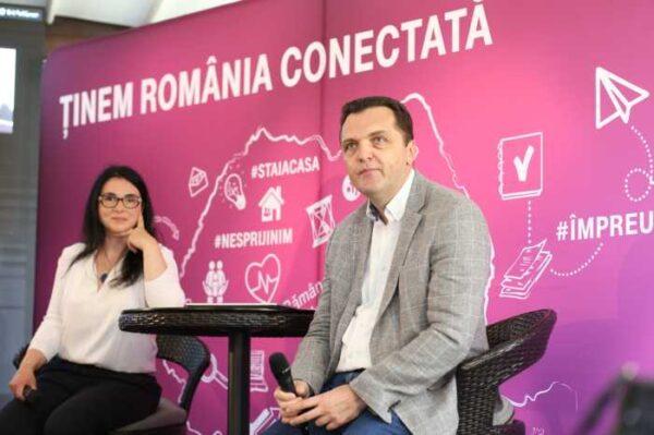 Vladan Pekovic si Ruxandra Voda