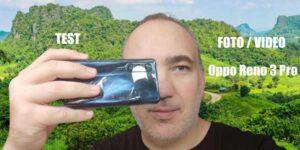 test foto video Oppo Reno 3 Pro 5G