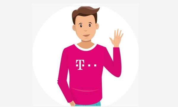 Contact Telekom: chatbot Tim