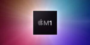 apple m1 arm mac processor