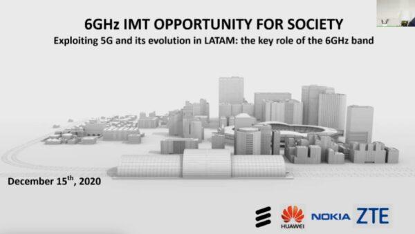 GSMA Nokia Ericsson Huawei ZTE