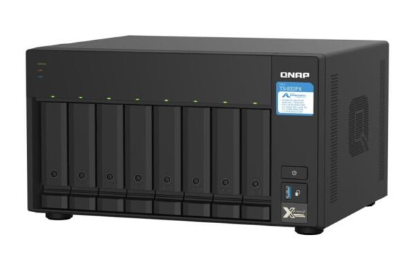 QNAP lansează serverul NAS TS-832PX