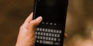 telefon Android service