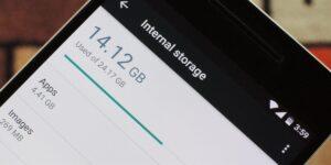 tutorial android eliberezi spatiul de stocare