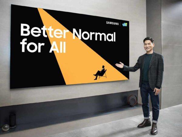 Samsung @ CES 2021