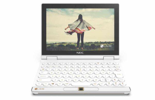Noul prototip de PC convertibil LAVIE MINI