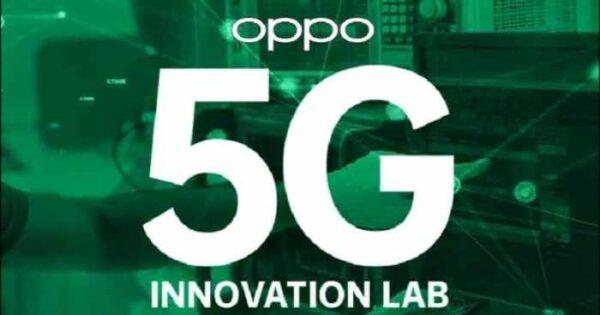 Oppo 5G innovation lab