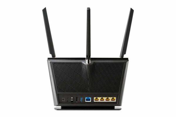 Asus RT-AX68U: router puternic cu WiFi 6