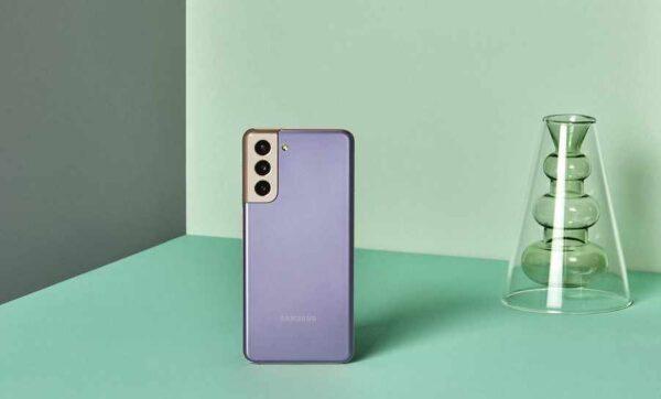 Samsung Galaxy S21 - modelul simplu