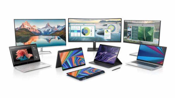 Laptopuri HP noi la CES 2021