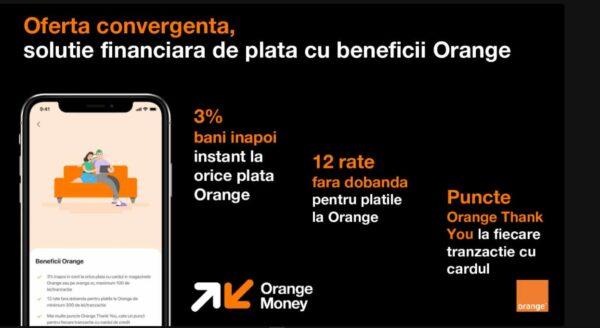 Orange Money credit card beneficii