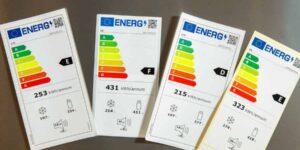 noi etichete de eficienta energetica