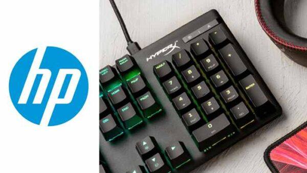HP Hyperx Kingston