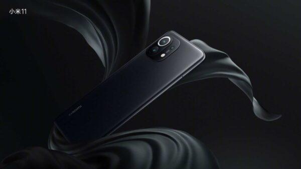 Xiaomi Mi 11 Lite render
