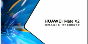 huawei mate x2 lansare invitatie