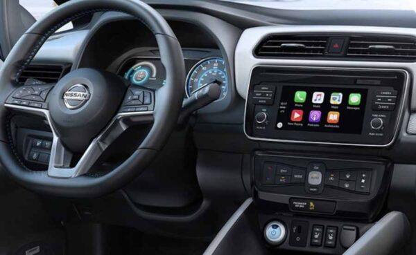 apple nissan carplay