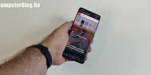 review Samsung S21 Ultra romana
