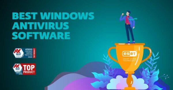 cel mai bun antivirus Windows AV-Test