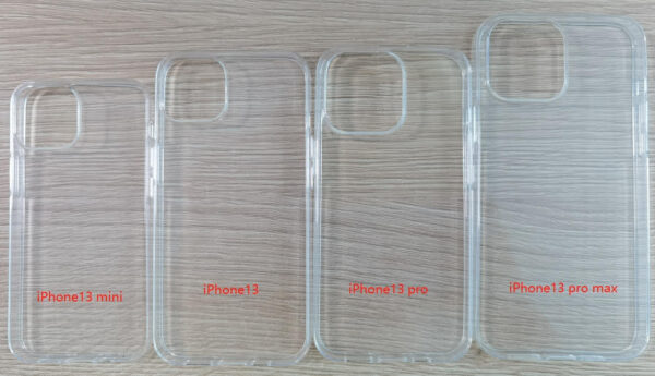 huse  iphone 13 transparente mobiledirect.ro