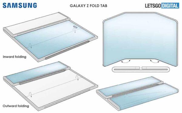 concept fold Samsung