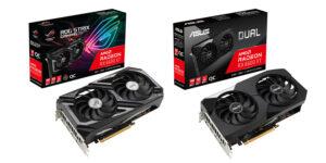 ASUS placi AMD Radeon RX 6600 XT