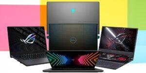 top laptop gaming 2021