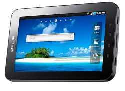 Samsung Galaxy Tab - Romania