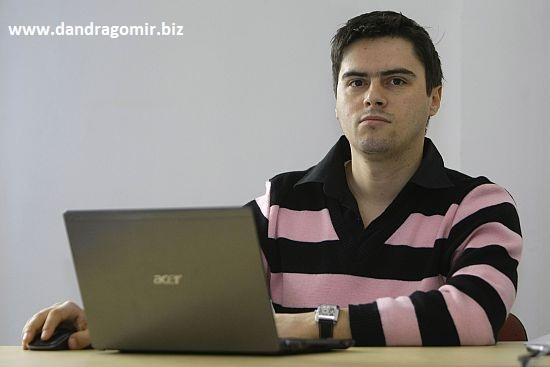 Mihai Pătrașcu, EvoMag