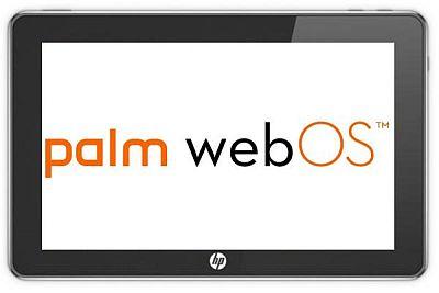HP Tablet WebOS