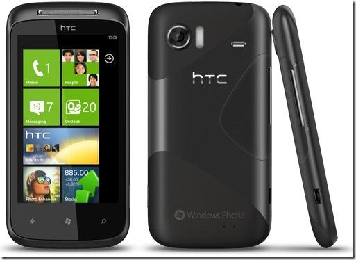 HTC Mozart WP7