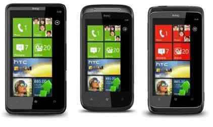 HTC WP7