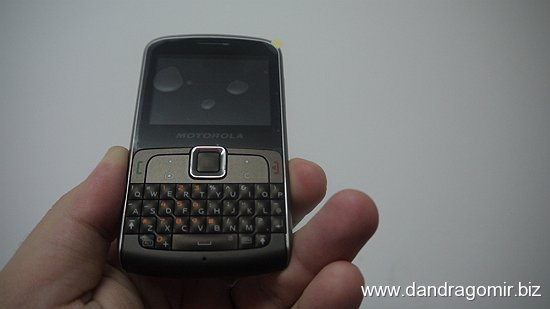 Motorola EX115 dual SIM