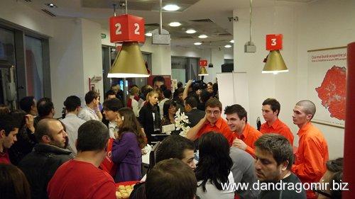Lansarea iPhone la Vodafone