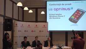 Vodafone LG Optimus 7 cu WP7