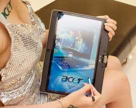 Tabblet PC Acer, vechiul format nu a avut succes