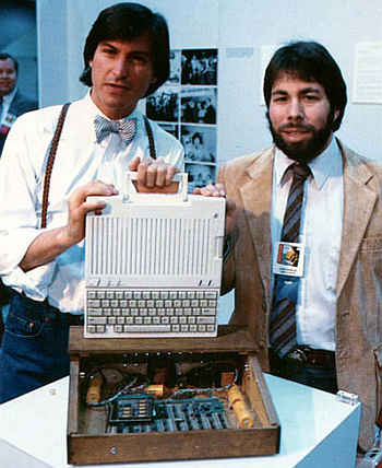 Apple I - Steve Jobs & Steve Wozniak