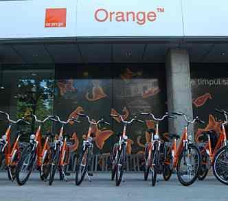 Biciclete Orange