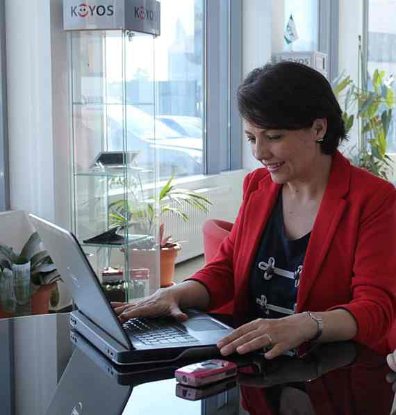 Dana Iorga, IT&S, Koyos.ro