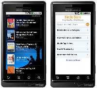 Deocamdata doar Kindle pentru Android