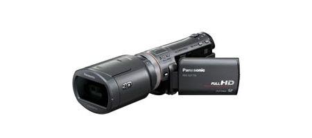 panasonic 3d camera