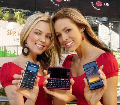 LG SmartPhones :-)