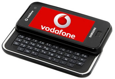 vodafone mobile advertising